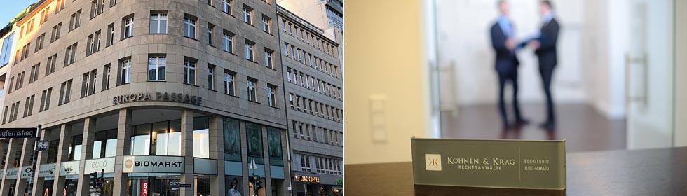 Fachanwalt Arbeitsrecht Hamburg Rechtsanwalt Kohnen
